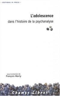 L'Adolescence dans l'histoire de la psychanalyse