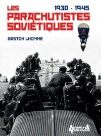 Parachutistes soviétiques 1930-1945