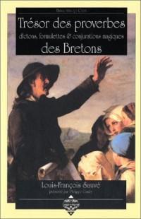 Trésor des proverbes, dictons, formulettes & conjurations magiques des bretons (édition bilingue)