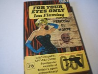 For Your Eyes Only : Five Secret Occasions in the Life of James Bond / Ian Fleming