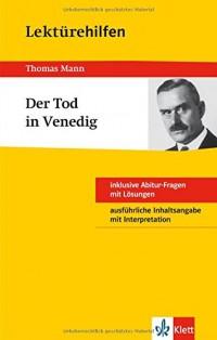 Klett Lektürehilfen Thomas Mann
