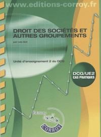 Droit des sociétés et autres groupements UE2 du DCG : Enoncé