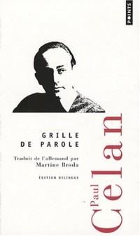 Grille de parole : Edition bilingue français-allemand