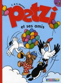 Petzi, Tome 24 : Petzi et ses amis