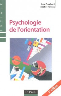 Psychologie de l'orientation
