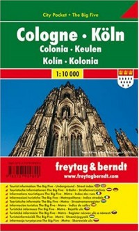 Cologne - Koln City Pocket