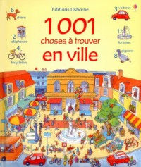 1001 Choses a Trouver en Ville