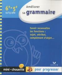Améliorer sa grammaire 6e-5e : 12-13 ans