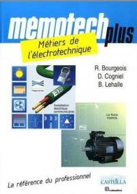 Memotech Plus Metiers Electronique