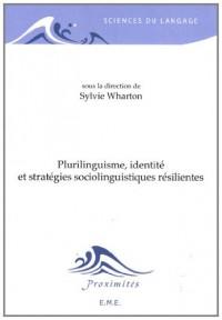 Plurilinguisme, Entropie Identitaire, et Strategies Sociolinguistiques Resilientes. Fernelmont.