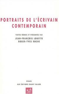 Portraits de l'écrivain contemporain