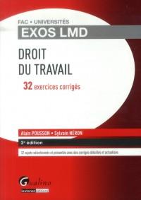 Exos Lmd- Droit du Travail,Troisième Edition