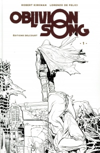 Oblivion Song tome 1 - Édition collector N&B