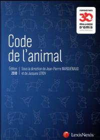 Code de l'animal 2018