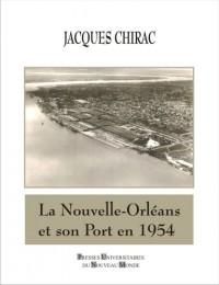 La Nouvelle-Orléans et son port en 1954.