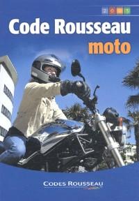 Code Rousseau : Moto 2003