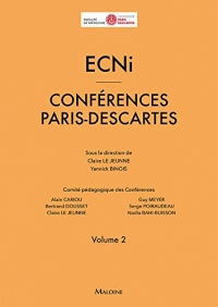 ECNI : Conférences Paris-Descartes volume 2