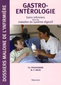 Gastroentérologie : Soins infirmiers dans les maladies du système digestif