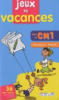 Jeux de vacances français-maths vers le CM1