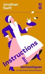 Instructions aux domestiques [Poche]