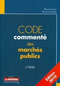 Code commenté des marchés publics