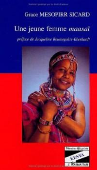 une jeune femme maasaï