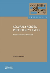 Accuracy across Proficiency Levels: A Learner Corpus Approach