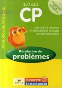 Résolution de problèmes CP : Problèmes et corrigés