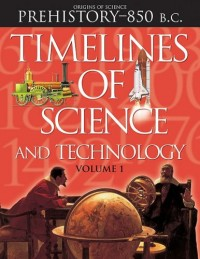 Timelines of Science and Technology