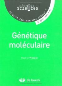 Génétique Moléculaire