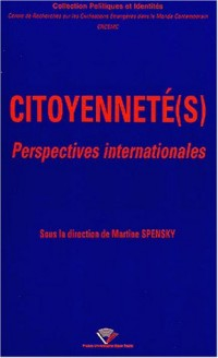 Citoyenneté(s) : Perspectives internationales
