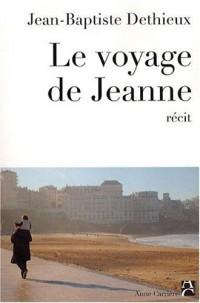 Le voyage de Jeanne