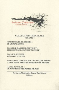 Collection Theatrale Volume 1