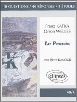 Le procès Franz Kafka/Orson Welles