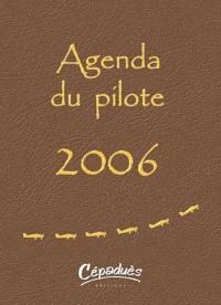 Agenda du pilote