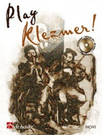 Dehaske - partition jazz&blues - play klezmer! + cd - clarinette