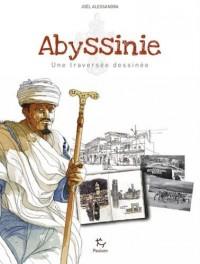 Abyssinie, une traversée dessinée