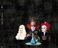 Alice au pays des merveilles, album format italien luxe