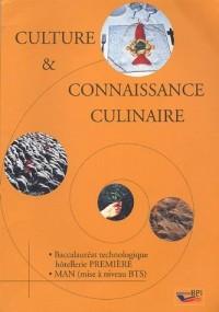 Culture et connaissance culinaire