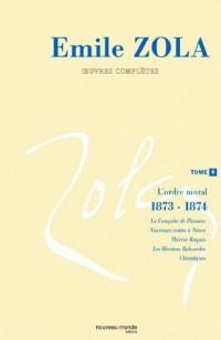 Oeuvres complètes : Tome 6, La République en marche (1875-1876)
