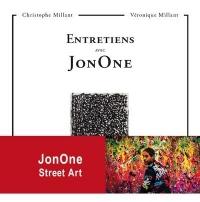 Entretiens avec JonOne - Interviews
