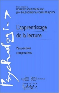 L'apprentissage de la lecture : Perspectives comparatives
