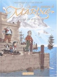 Marine, tome1 : Mémoires de pirates