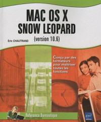 Mac OS X Snow Leopard (version 10.6)