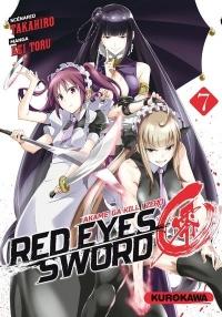 Red Eyes Sword Zero - Akame ga Kill ! Zero - tome 07 (7)