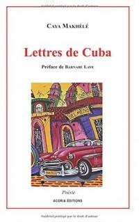 Lettres de Cuba