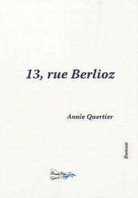 13, rue Berlioz
