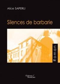 Silences de Barbarie