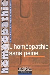 Homéopathie sans peine