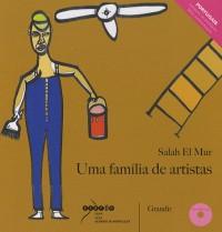 Uma familia de artistas (1CD audio)